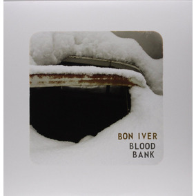 Bon Iver Blood Bank Lp Vinilo Imp.new Cerrado Orig. En Stock