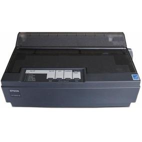 Impressora Epson Matricial Lx-300+ Ii Usb Preta (46 Vendas)