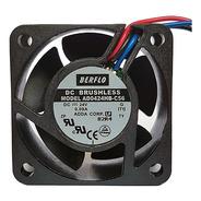 Cooler Micro Ventilador 40x40x20mm 24v 40x40 Rolamento Duplo