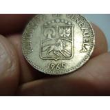 Moneda Venezolana Puya De 5 Centimos 1965 (niquel)