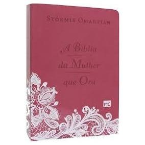 A Bíblia Da Mulher Que Ora - Box Cristal