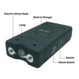 Electroshock Paralizador Descarga Electrica Defensa Personal