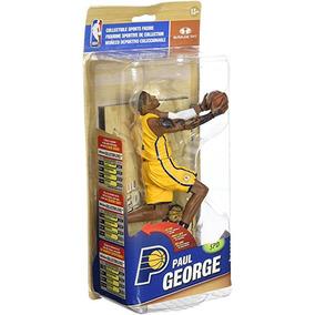 Figura Mcfarlane Toys Nba Serie 25 Paul George Acción