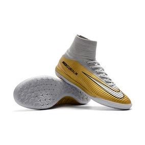 Chuteira Da Nike Do Neymar Dourada - Chuteiras Dourado no Mercado ... fe48dbae21108