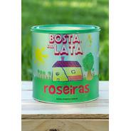 Fertilizante Orgânico Bosta Em Lata Roseiras - 1,8 Kg