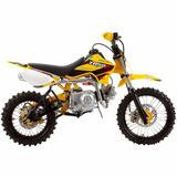 Mini Moto Trilha Motocross Tr 50cc Playbike Zero Km + Frete