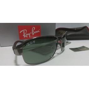 Ray Ban 8012 Preto E Grafite Lentes Polarizadas E G15!!! Oculos ... 06337d6b4e10