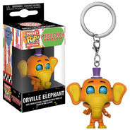 Funko Pop Pocket Llavero Five Nights Pizza Orville Elephant