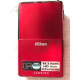 Cámara Nikon S80