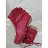 Zapatos/botines Artesanales Dama