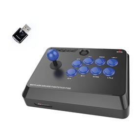 Control Mayflash F300 Arcade Lucha Stick Y Magicboots Bundle