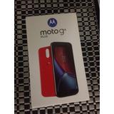 Motog 4 Plus Nuevo - Garantía 1 Año