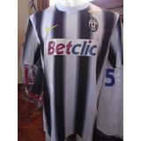 Camiseta Juventus Italia Nike 2011 2012 Pirlo #21 Selección