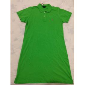 Vestido Polo Ralph Lauren Tennis: Tamanho G L Original Novo