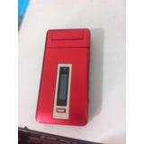 Celular Do Japão Softbank Sharp Travado Sem Bateria