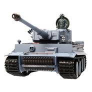 Tanque Rc Henglong 1/16 2.4ghz Con Humo Sonido Y Airsoft 6mm