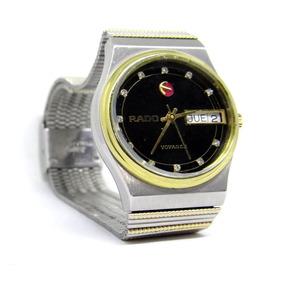 Reloj Rado Voyager Diales Brillantes Reales Original 4650