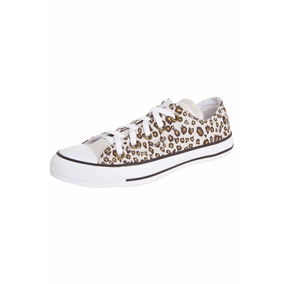 Tênis Converse All Star Ct As Animal Print Ox Onça
