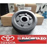 Damper Cigueñal Reemplazo Toyota Macho Samurai 4.0 3f