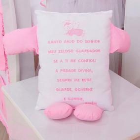 Travesseiro Soninho Oração Rosa Padroeira