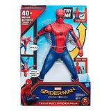Spiderman Homecoming Traje Avanzado Envio Gratis!