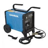Soldadora Electrica Gamma Turbo 220 Maquina Soldar Envio