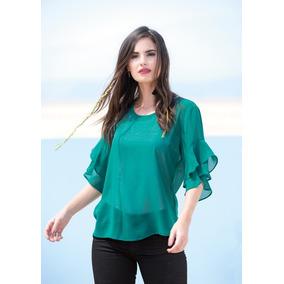 Blusa Color Jade