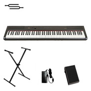 Piano Teclado 88 Teclas Artesia Sensitivo + Soporte+ Envio