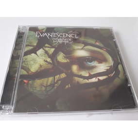 Cd + Dvd Evanescence Anywhere But Home! Frete 12,00