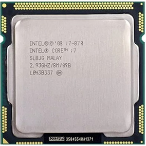 Processador Intel Core I7 870 2,93ghz Lga1156