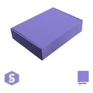 25 Cajas Packaging Ecommcerce (pd 27,5x20x6 Cm) Colores
