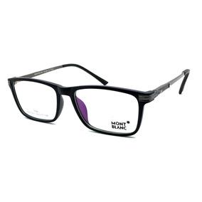 Armacao De Oculos Mont Blac Grau Outras Marcas - Óculos no Mercado ... 472dac320f