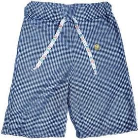 Pantaloneta Gallineto Soler Colombia - Azul