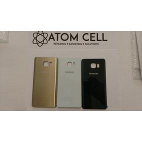 Tapa Trasera Galaxy Note 5 N920 Con Adhesivo