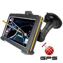 Gps 5 Polegadas Igo E Radares Atualizado . Tv Digital