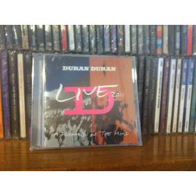 Duran Duran Live 2011 A Diamond In The Mind Cd Nuevo Cerrado