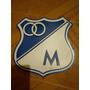 Escudo En Madera 3d Millonarios Fc $55000 No Incluye Envio