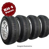 Kit 4 Pneu 185/65 R15 Pirelli P6 Remold 5 Anos De Garantia