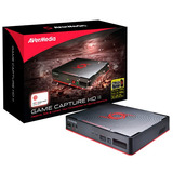 Placa De Captura Pci Avermedia Game Capture Hd Ii C285