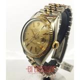 Reloj Rolex Combinado Caballero Ref: 16013 Joyeriaeltasador