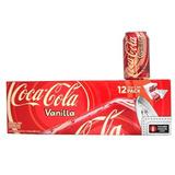12 Pack Coca Cola Vanilla Vainilla Importada Envio In Od.st