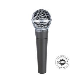 Microfone Com Fio Shure Sm58 - Produto 100% Original