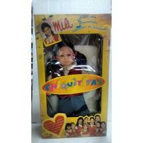 Boneca Mili Chiquititas - Baby Brink