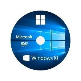 Dvd Formatação Windows 10 Pro 32/64 Bits Pt-br Ativado
