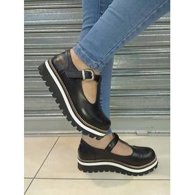 Zapatos Mujer Bajos Guillermina / Alta Moda. Eco-cuero