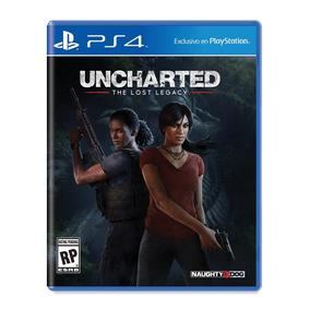 Zerogames Envíogratis Preventa Uncharted The Lost Legacy Ps4