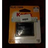 Bateria Camera Kodak Klic-7000 Slice Ls755 M590 M341