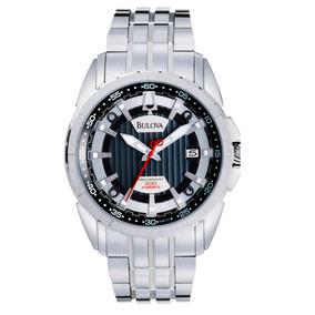 Relógio Masculino Bulova Wb31514c Prata