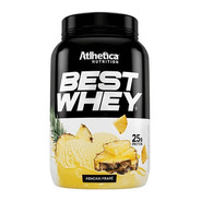 Best Whey - Sabor Abacaxi - Atlhetica Nutrition 900g ()