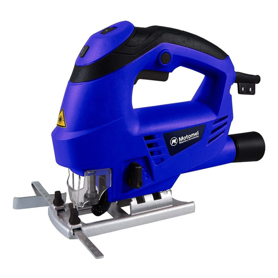 Sierra Caladora Pendular Motomel 800w Guia Laser 45 Grados